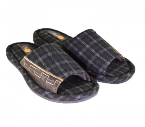 Туфли мужские домашние 124-4724