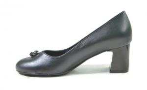 131636 чёрный Туфли
