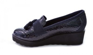 Туфли женские 049-1_Blue