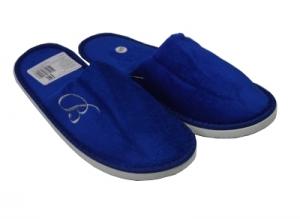 Туфли мужские домашние В02