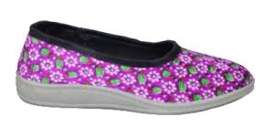 Туфли женские домашние Тапки_с/з