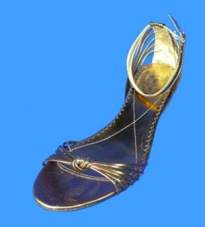 Туфли женские летние 2626-PL91415V беспл