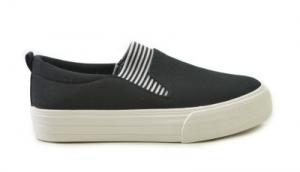 Туфли женские спортивные WF-925 black