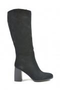 FH0617-13-85-1 BLACK Сапоги женские