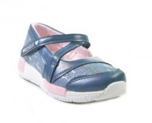 Туфли детские ETX-16158-navy (26-31)