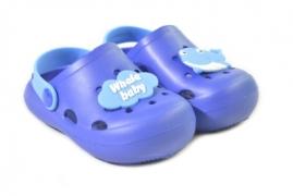 3305-1 DGB голубой Туфли летние детские