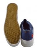 Туфли женские спортивные Н-100_Navy