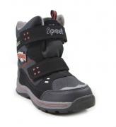 Ботинки детские 129-черн