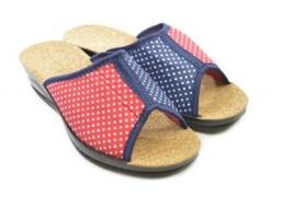 Туфли женские домашние BTW70101-12-04Р