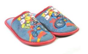 Туфли детские домашние ВТК70801-34-46